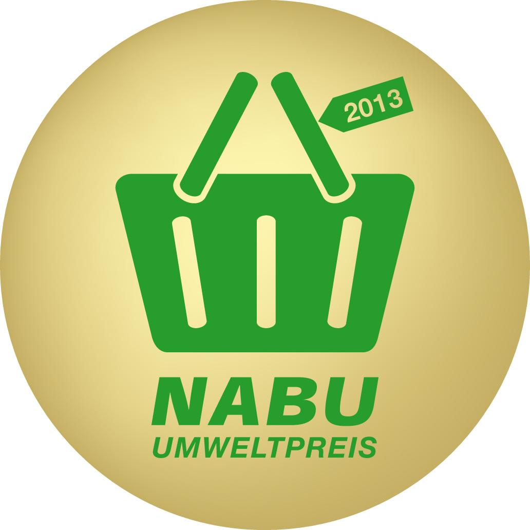 Logo des NABU-Umweltpreises