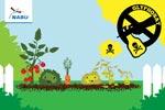 NABU-Protestaktion gegen Glyphosat