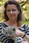 Artenschutzexpertin und Beisitzerin im Präsidium Heike Finke
