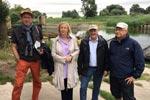 Besuch an der Havel