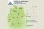Wolfstotfunde Deutschland