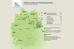 Wolfsvorkommen in Deutschland