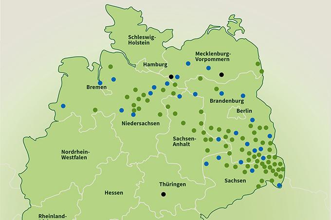Wolfe In Deutschland Nabu