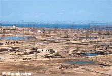 Ölfelder in Baku / Quelle: NABU