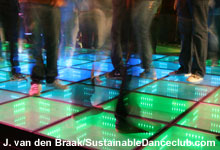 Sustainable Dancefloor Hamburg