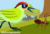 Spiel Ameisenjagd