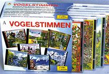 CD-Set Vogelstimmen