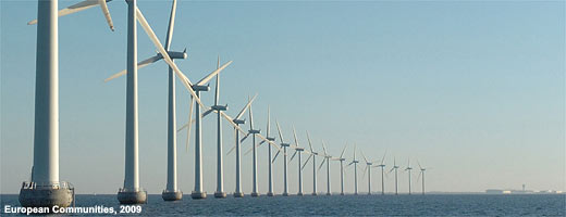 Offshore-Windpark Dänemark