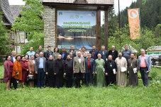 Konferenz im Rahmen des NABU-Projekts: Anpassung der lokalen Gemeinden an die Erweiterung der Nationalparks der Karpaten durch gemeinsame Anstrengungen von Kirchen und NGOs.