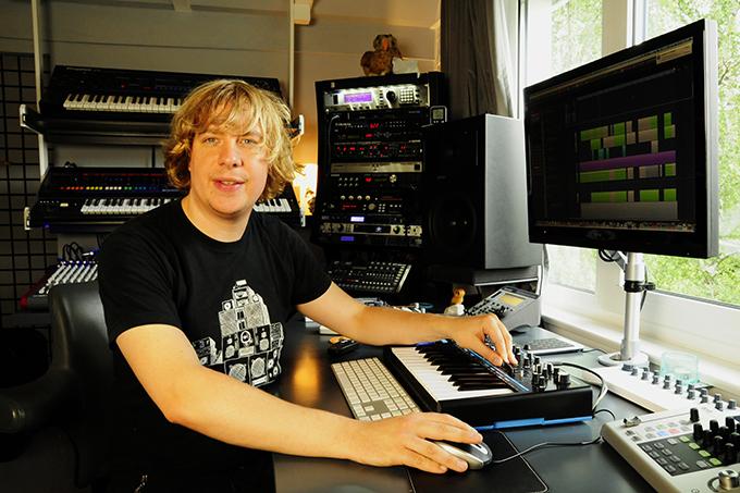 DJ Dominik Eulberg wird aus den Einsendungen ein Musikstück kreieren.