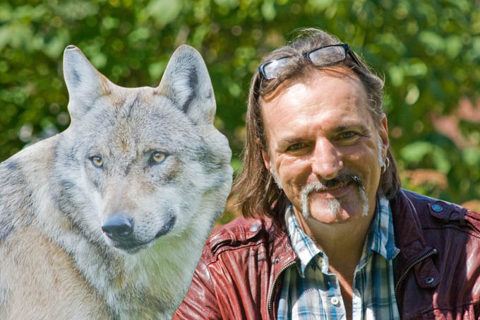 Andreas Hoppe ist Wolfpate