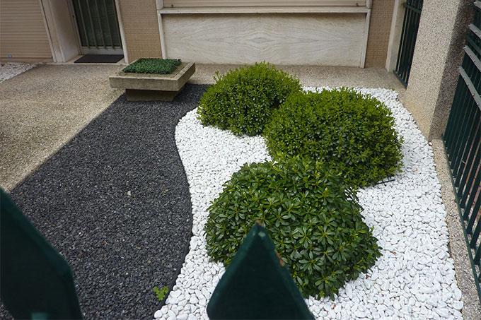 Garten Des Grauens Nur Beton Schotter Und Steine Nabu
