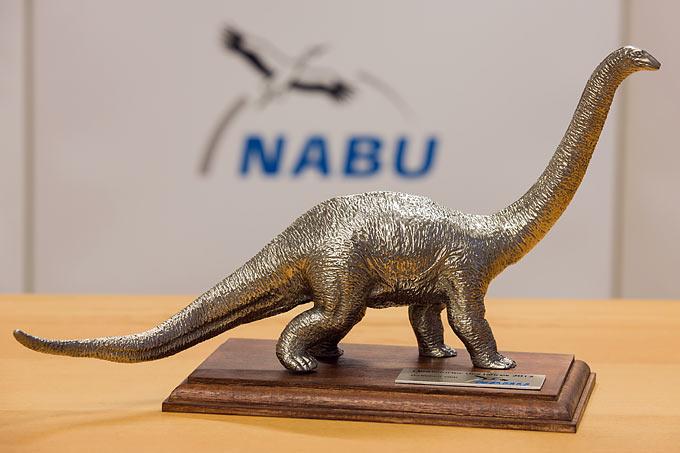 Dinosaurier des Jahres - Foto: NABU/Klemens Karkow
