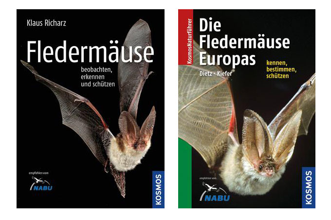 Cover Fledermausbücher