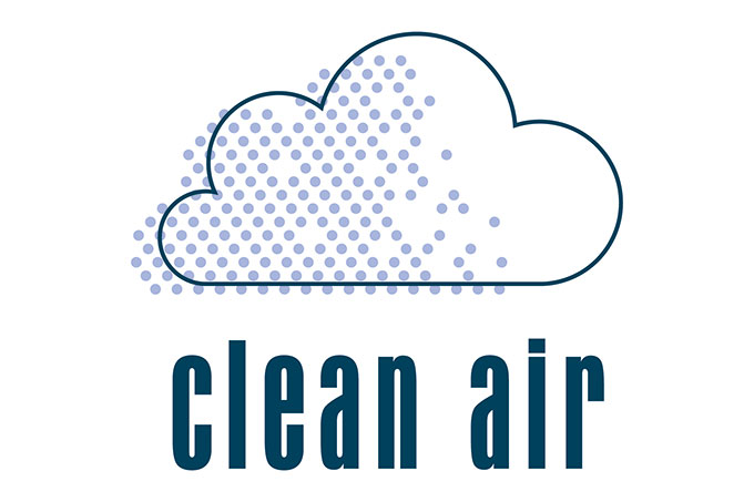 Clean Air in Ports Logo