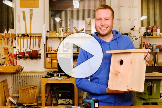 bauanleitungen f r vogel nistk sten nabu. Black Bedroom Furniture Sets. Home Design Ideas