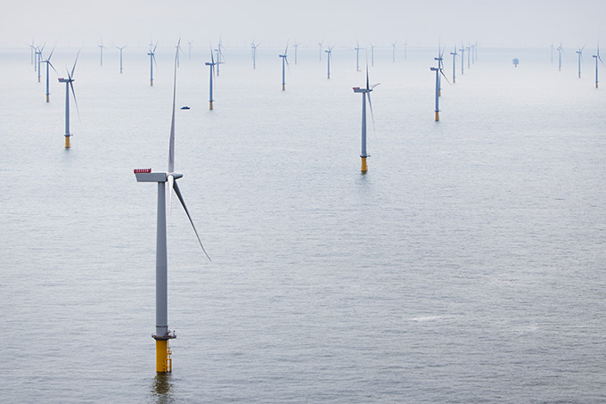 Offshore-Windpark - Foto: Siemens AG