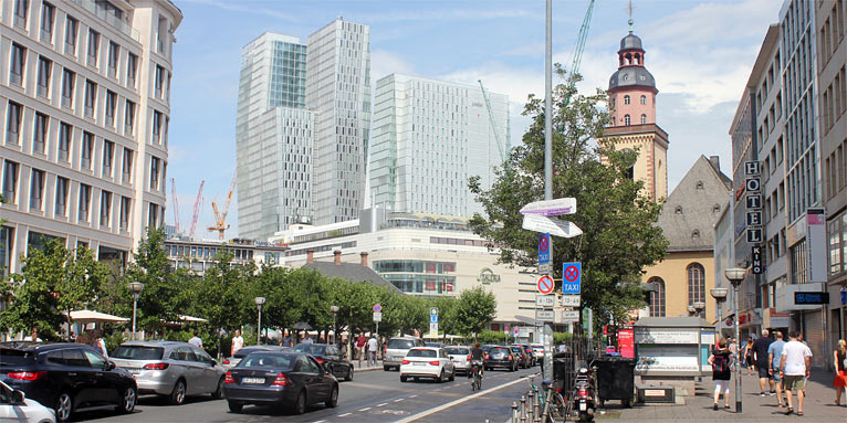 Frankfurt am Main, Hauptwache - Foto: Helge May