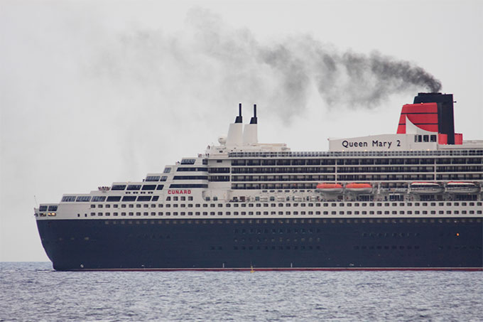 Queen Mary - Foto: Peter Seyfferth